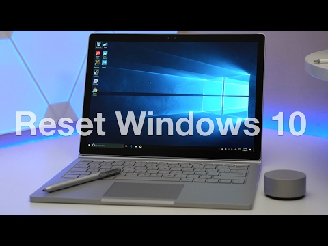 How to Reset Windows 10 to Factory Default