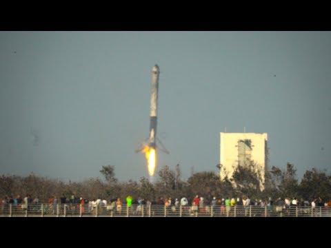 S02E27 - Falcon Heavy Launch