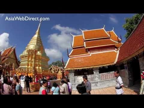 Discover Doi Suthep in CHIANG MAI - THAILAND