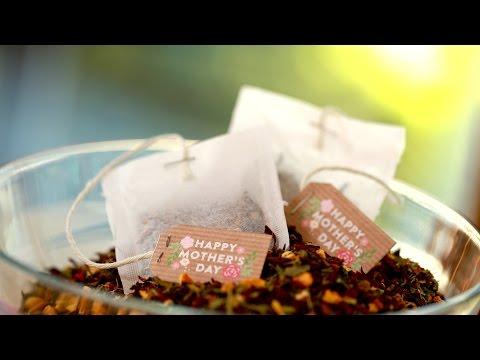 DIY Custom Tea Blends