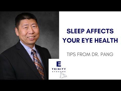 How Can Sleep Affect My Eye Health? | Dr. Albert Pang