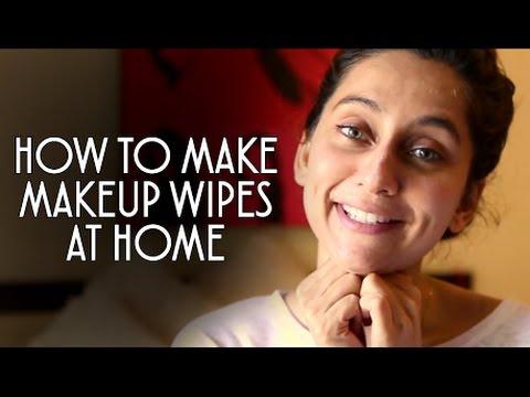 DIY Makeup Wipes! | Anusha Dandekar