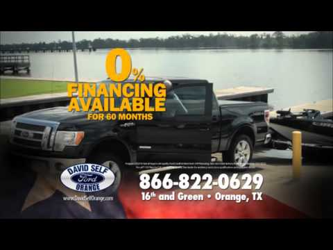 Get in the truck, Built Ford Tough Sales Event