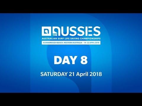 Network A Presents: 2018 Australia Surf Life Saving Championships - Day 8 LIVE!