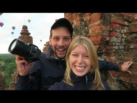 #22. Bagan (Myanmar) | Thera & Tristan op reis 2017 - 2018