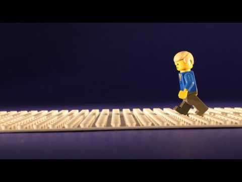 How to Animate a LEGO Figure Walking