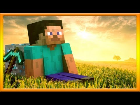 The Fox ylvis - Minecraft Parody