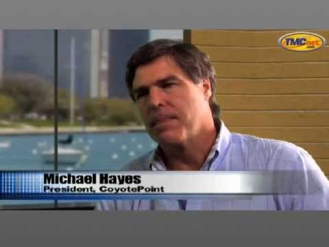 TMC.net Michael Hayes Interview on Coyote Point