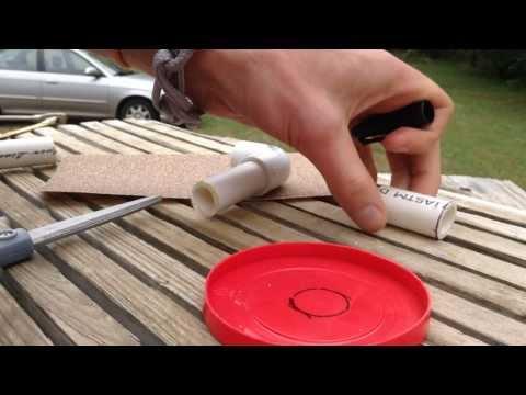Upside Down Aquarium Aquaponics- DIY Waterfall To Aerate A Grow Bed