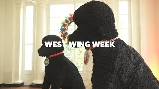 "West Wing Week: 12/02/16 or, ""Push a Button and it"