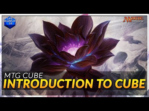 MTG Cube Beginners Guide and How to Build Your Own!