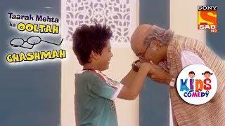 Tapu Sena Welcomes Champaklal | Tapu Sena Special | Taarak Mehta Ka Ooltah Chashmah