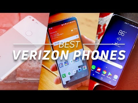 Best Verizon phones (September 2017)