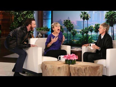 A Big Surprise for Scarlett Johansson