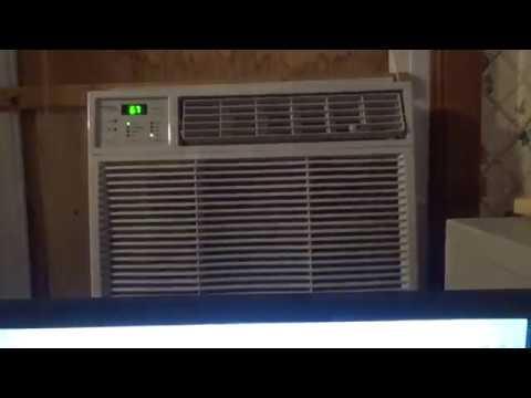 NSFW Put window air conditioner in & shut off central air