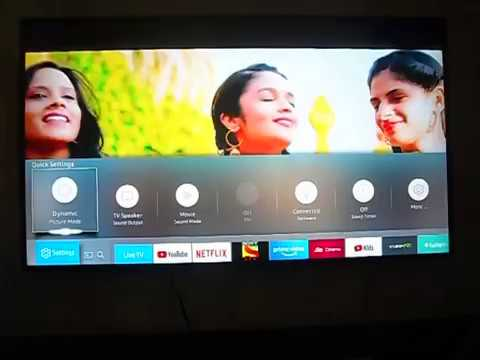 Samsung 4K smart TV -  UA43KU6470 TV Review