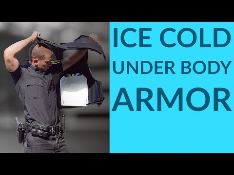 Ice Cold Under Body Armor: Cooling & Hydration For Military and Police