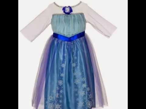 Disney Frozen Dress Elsa & Anna are available at FishingSurplus.com