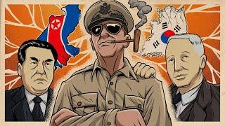 Korean War   Animated History