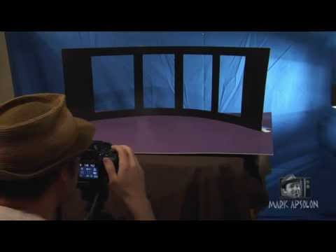 Video Tips & Tricks ep10: How to Build a Miniature Set for Chromakey