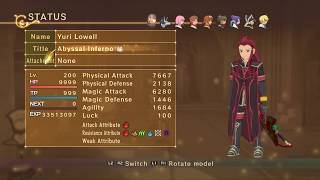 tales of vesperia definitive edition swimsuit costumes