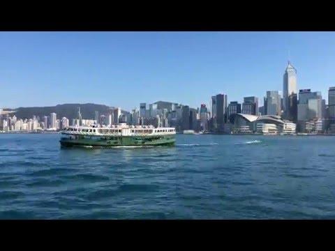 Video Postcard From Hong Kong and Taiwan