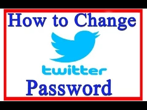 How To Change Your Password On Twitter In Telugu