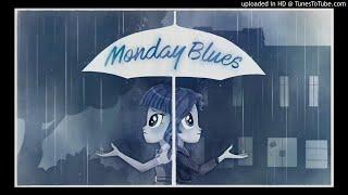 Monday Blues Instrumental
