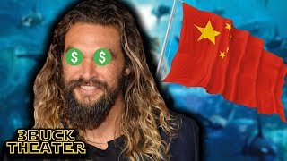 AQUAMAN has won over China with $94 mil!