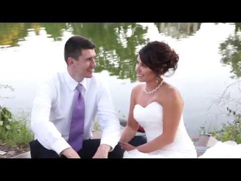 Clay & Nicole Wedding Video Teaser- North Canton, Ohio
