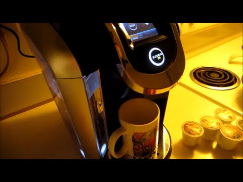 The New Keurig 2.0 Setup K Series