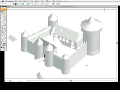 Case 5: Illustrator 3D Textures