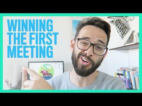 Winning The 1st Client Meeting