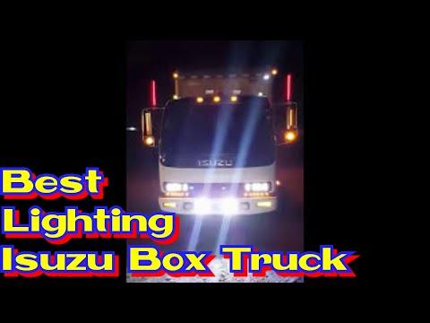 Prettiest Isuzu Box Truck In Jamaica