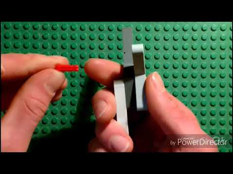 How to make a Lego Claw Controller