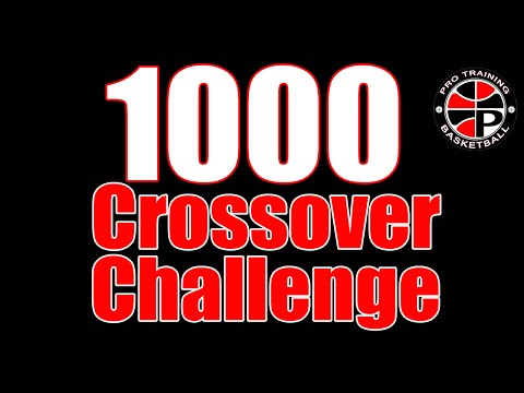 Full Dribble Workout | 1000 Crossover Challenge | Pro Training Basketball