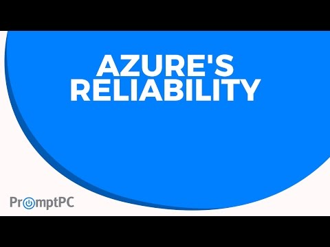 See why Azure's reliability is better for your business! | Prompt PC