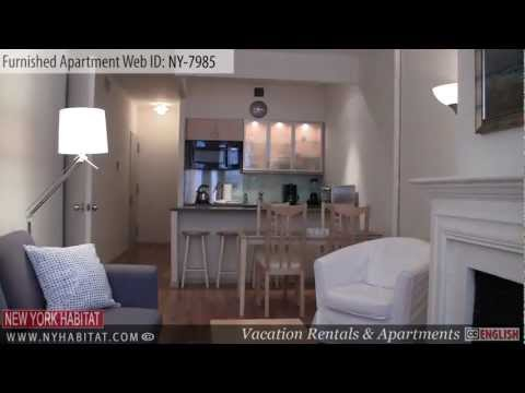 Manhattan, New York City - Video Tour of a furnished apartment on East 51st street (Midtown East)