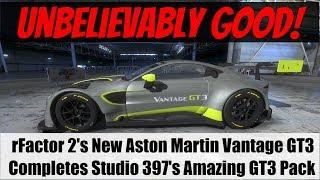rfactor 2 aston martin Videos - 9tube tv