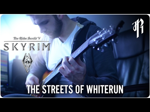 TES V: Skyrim - The Streets of Whiterun (Post-rock Cover) [Operation: 1-UP] || RichaadEB
