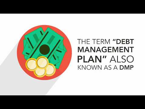 NDM | What is a Debt Management Plan