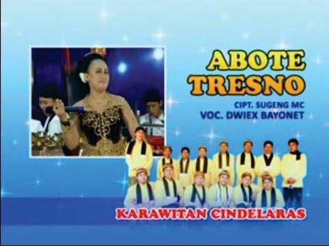 Lirik Lagu ABOTE TRESNO Sragenan Karawitan Campursari - AnekaNews.net