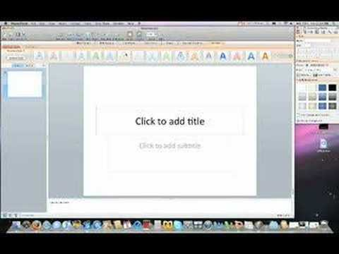 Microsoft Office 2008 for Mac - Review