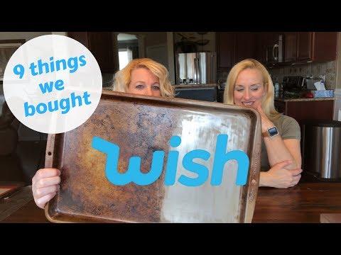Wish App Review - Kitchen Gadgets