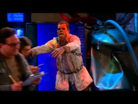 Escape Room - The Big Bang Theory s08e16