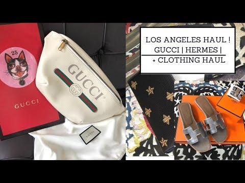 LA HAUL   LUXURY + CLOTHING   Sonal Maherali