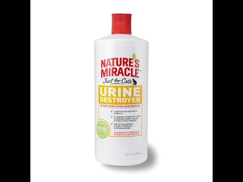 Natures Miracle Just for Cats - Urine Destroyer