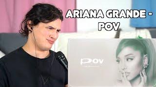 Vocal Coach Reacts to Ariana Grande - pov