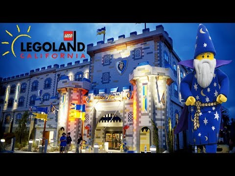 LEGOLAND Castle Hotel in California Now Open