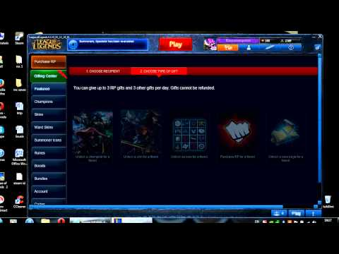 League Of legends | Season 4 | Free skins hack without download